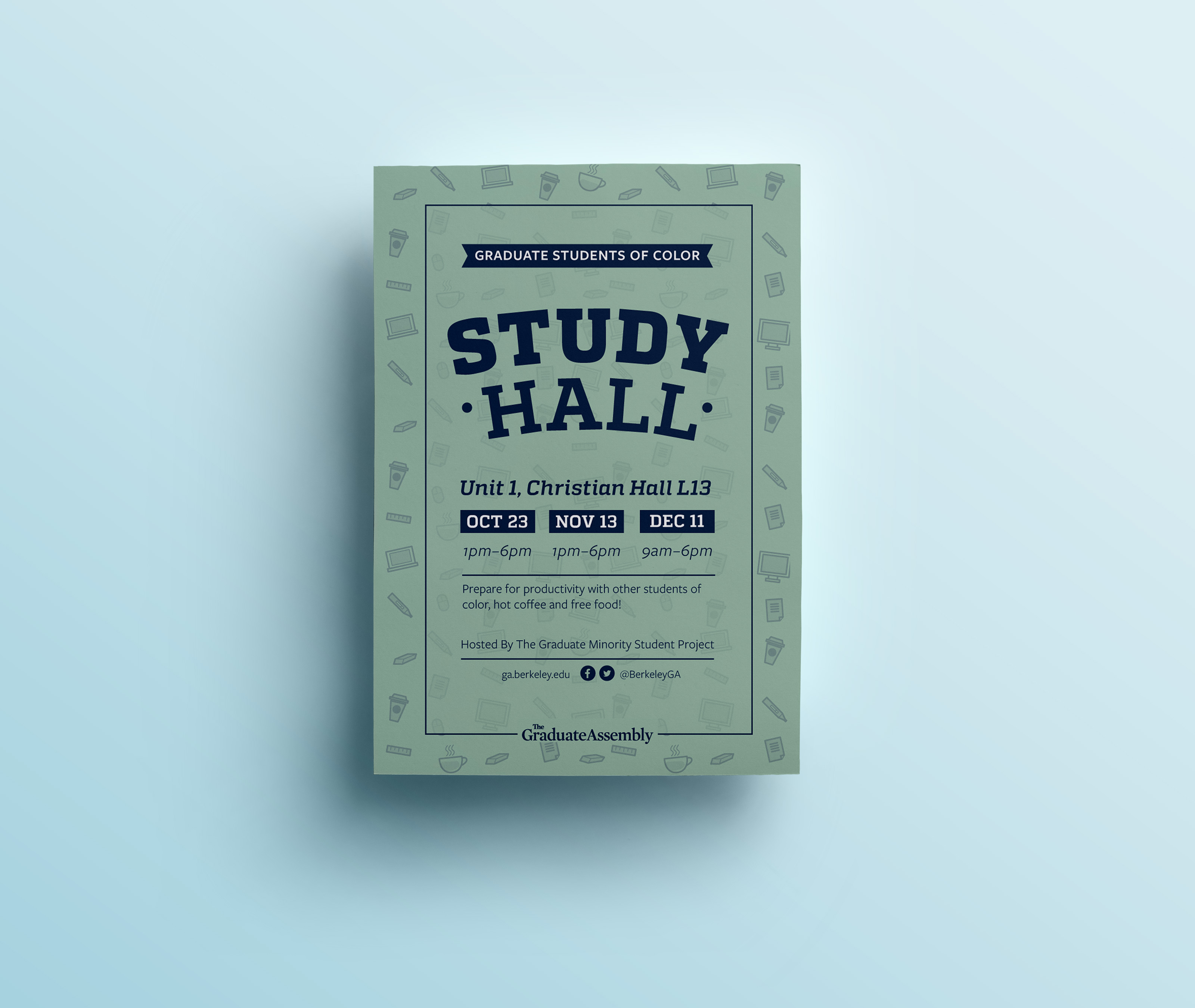 study-hall–flyer